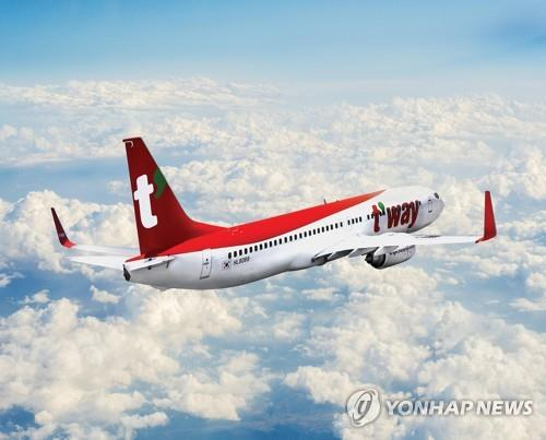 티웨이항공, 내달 22일부터 인천∼치앙마이 노선 신규취항