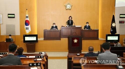 충주시의회 수안보연수원 '미승인 매입' 조사 특위 가동