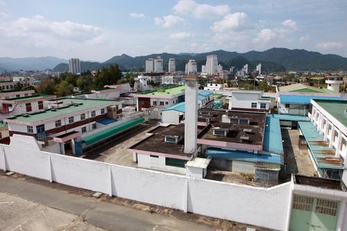 옛 교도소에 문화공간 조성…장흥 문림의향 메카 선언