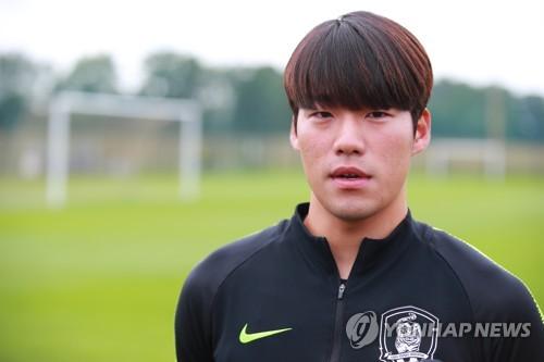 U-20 대표팀 마지막 합류 이규혁