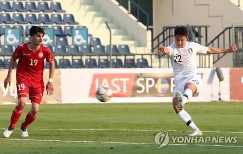 A mid-range shot blows Baek Seung-ho