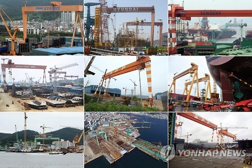 Rating downgrades for major shipyards in the offing - 1
