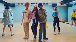 HyunA's new project group Triple H releases '365 Fresh' choreography practice video - 2