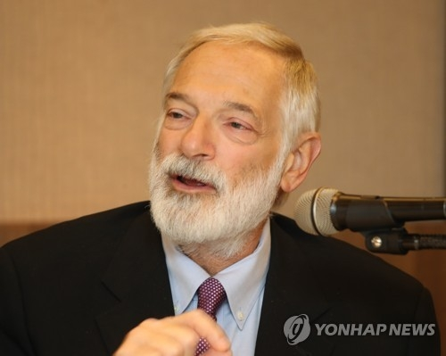 This file photo shows Robert Gallucci. (Yonhap)