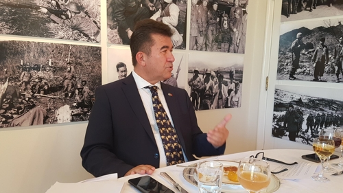 (Yonhap Interview) N. Korea wants embassy in Ankara but sanctions relief needed first: Turkish envoy