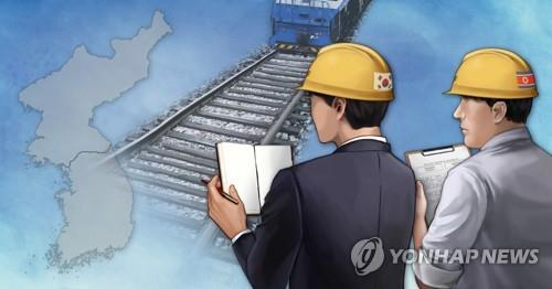 Additional sanction waivers necessary if Koreas to earnestly push for railway project: report