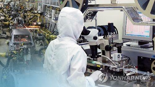 (2nd LD) S. Korea's industrial output rebounds in October