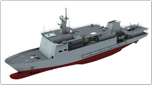 Daewoo Shipbuilding wins 444 bln-won contract for submarine rescue vessel
