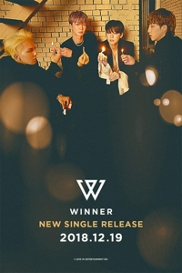 WINNER to release new digital single next week