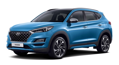 Tucson tops Auto Bild compact SUV ratings