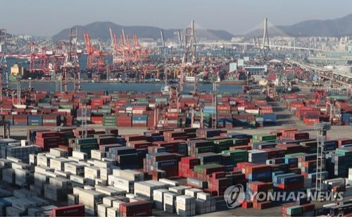 S. Korea suffers sharper export drop than other OECD members