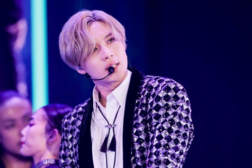 SHINee's Taemin to launch Japanese arena tour this summer | Yonhap