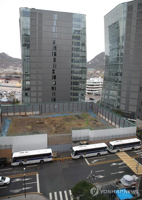 Seoul cancels construction permit for new Japanese Embassy building