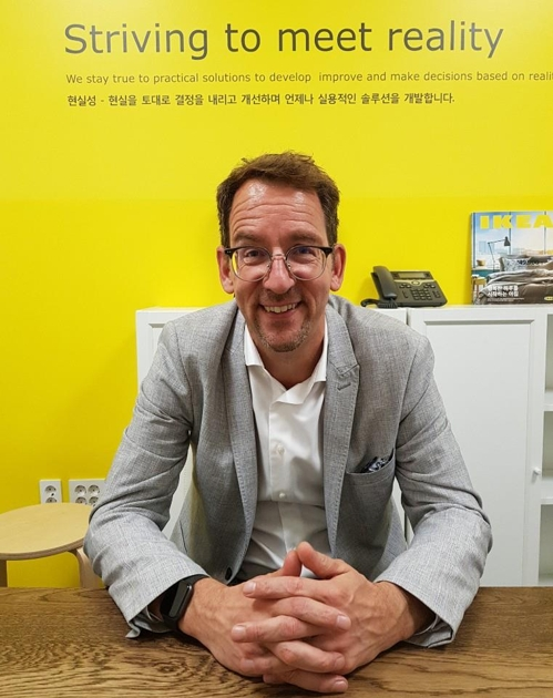 IKEA bets on digital-savvy appetite in S. Korea