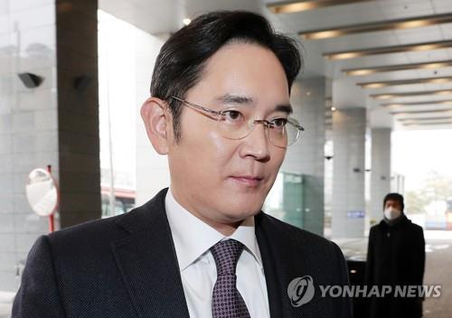 This undated file photo shows Samsung Electronics Vice Chairman Lee Jae-yong. (Yonhap)