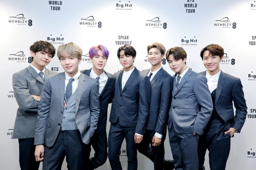 BTS tops Nielsen Music's physical album charts for H1