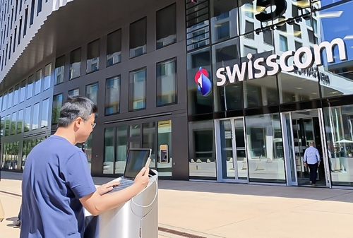 SK Telecom rolls out 5G roaming service in Switzerland