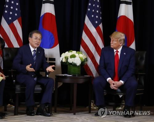 (LEAD) White House sends positive signal to Pyongyang with 'relationship transformation' message, Seoul official says