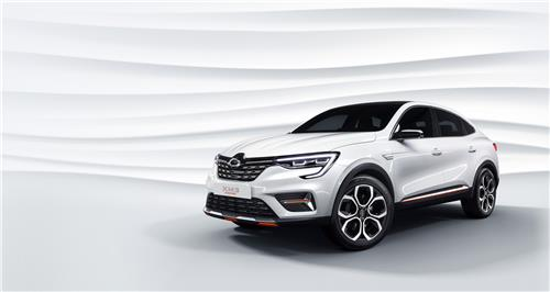 This file photo provided by Renault Samsung Motors shows the XM3 SUV to be launched in South Korea in the first quarter of 2020. (PHOTO NOT FOR SALE) (Yonhap)