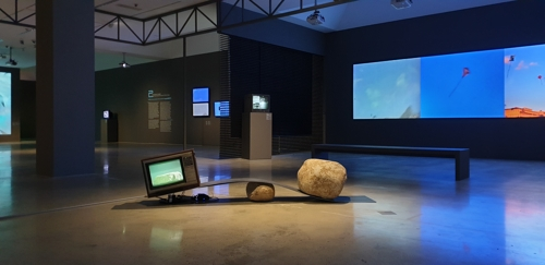 National museum puts on special show chronicling early Korean video art