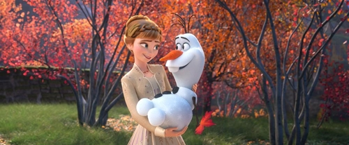 Disney's 'Frozen 2' tops 10 mln admissions in S. Korea