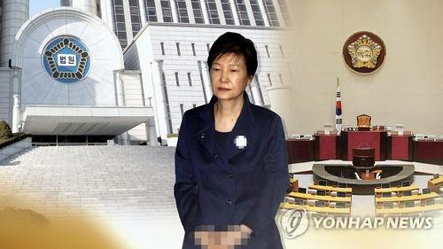 Court rejects second damage suit against former President Park