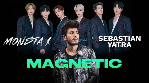 Monsta X releases Latin music in collaboration with Sebastian Yatra