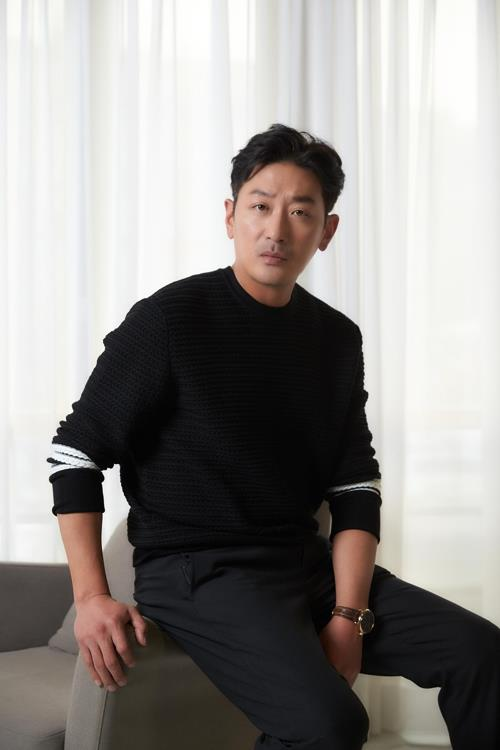 This photo provided by CJ Entertainment shows actor Ha Jung-woo. (PHOTO NOT FOR SALE) (Yonhap)