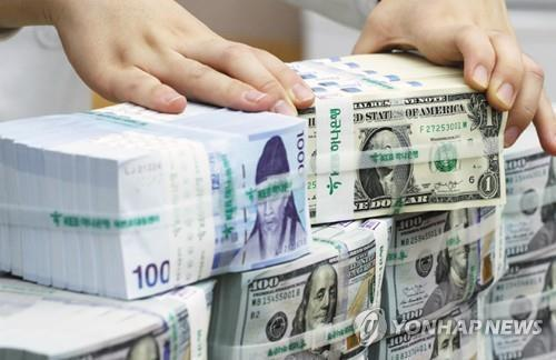 Foreign currency deposits dip for 2nd month in Feb.