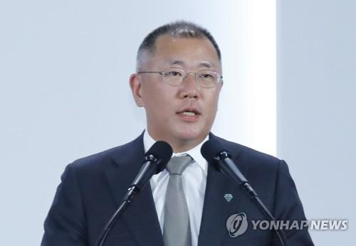 Hyundai Motor directors OK heir apparent as board chairman