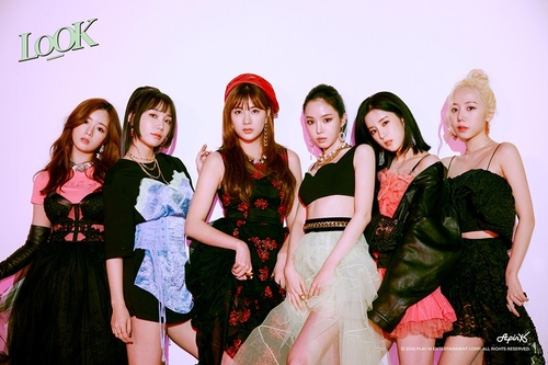 An image of Apink, provided by Play M Entertainment (PHOTO NOT FOR SALE) (Yonhap)