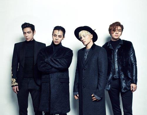 An image of BIGBANG, provided by YG Entertainment (PHOTO NOT FOR SALE) (Yonhap)