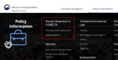 South Korea opens online English bulletin board on coronavirus response