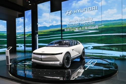 Hyundai, Kia EV sales jump 58 pct in Jan.-May period