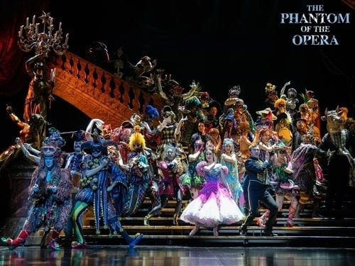 Emboldened by 'Phantom of the Opera,' Korean performing arts sector slowly returns to life