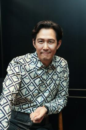 Actor Lee Jung-jae, in this photo provided by CJ Entertainment (PHOTO NOT FOR SALE) (Yonhap)