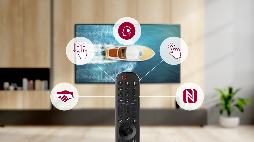 This image, provided by LG Electronics Inc. on Jan. 8, 2021, shows the company's new smart TV platform webOS 6.0. (PHOTO NOT FOR SALE) (Yonhap)