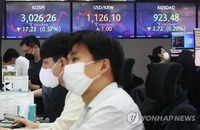 (LEAD) Seoul stocks slide for 2nd day on inflation concerns