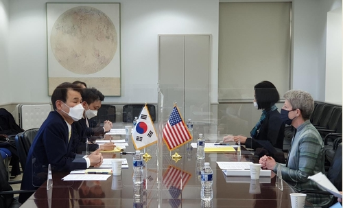 S. Korea, U.S. reach defense cost-sharing agreement