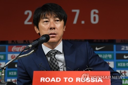 Football : Shin Tae-yong brûlera de passion pour la qualification au Mondial 2018