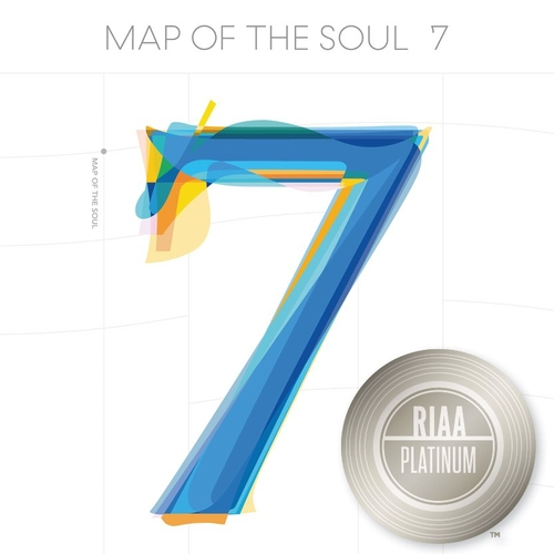 K-pop : «Map of the Soul : 7» de BTS certifié «platine» par le RIAA