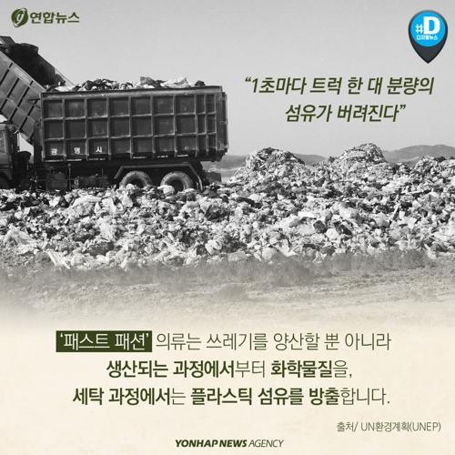 [카드뉴스] '패스트 패션' 지고 '지속가능한 패션' 뜬다6