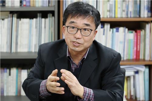 '겨레말큰사전 남북공동편찬사업회' 한용운 편찬실장