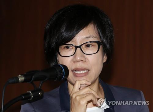 백지숙 전 미디어시티서울 총감독 [연합뉴스 자료사진]