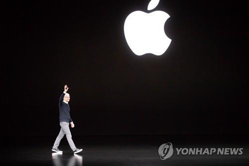 애플 'TV ·뉴스 ' 발표…'하드웨어→서비스'로 사업 대전환