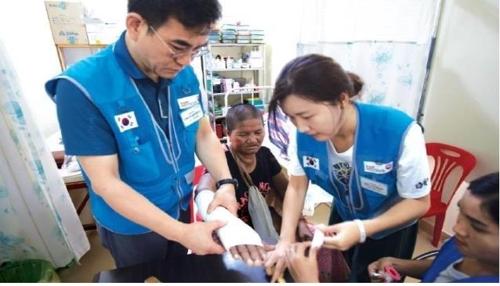 국민건강보험공단 사회공헌활동