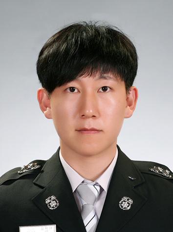 인제119안전센터 소속 김지현 소방사