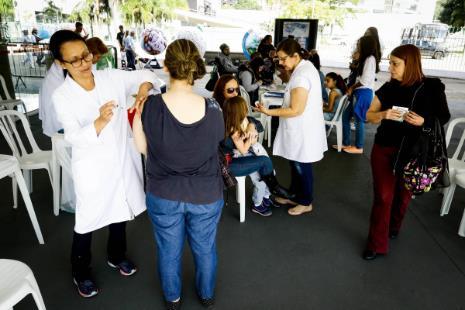 브라질 '독감 비상' 220여명 사망…H1N1 감염이 70% 육박 [기사]