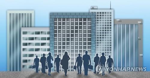 한국 대학생 직업선택시 안정성·급여 유독 중시 (PG)