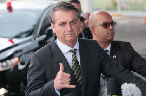 자이르 보우소나루 브라질 대통령